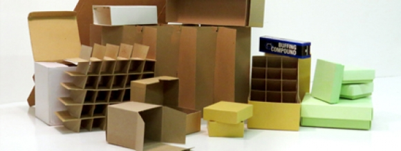 Custom Chipboard Folding Cartons